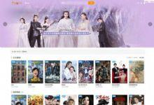 苹果CMS视频模板  高端大气的苹果cmsV10电影网站模板 带后台无加密