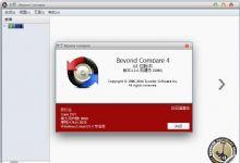 文件比较 文件数据内容比较工具BeyondCompare V4.1.6.21095