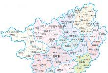 全国省市地图简况资料库